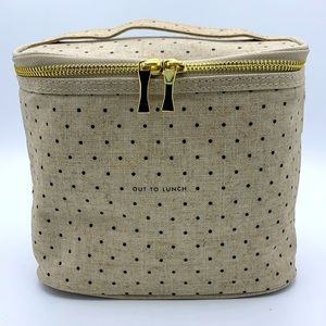 Kate Spade New York Out to Lunch Cosmetic Bag